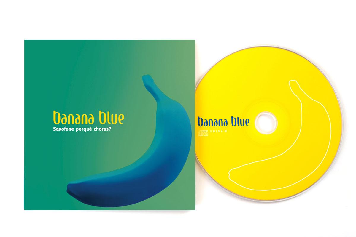 Banana Blue CD