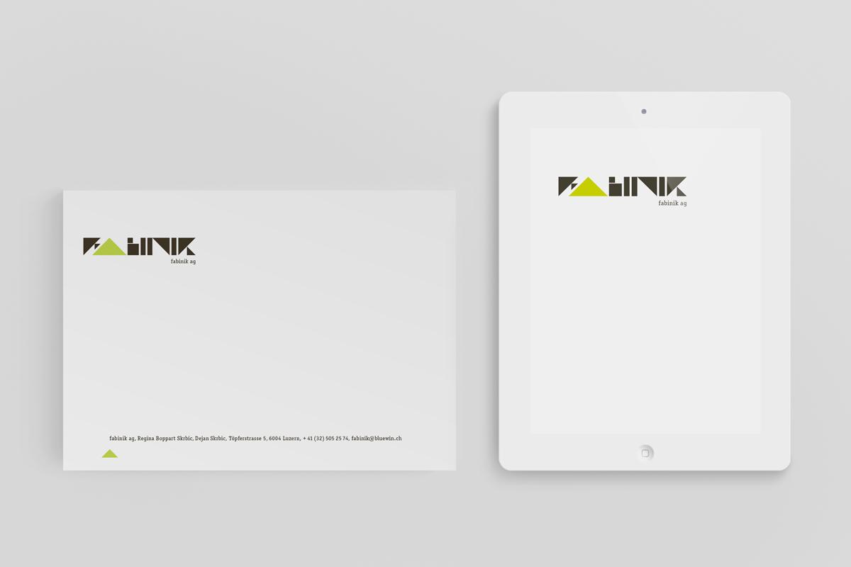 Fabinik Branding Identity