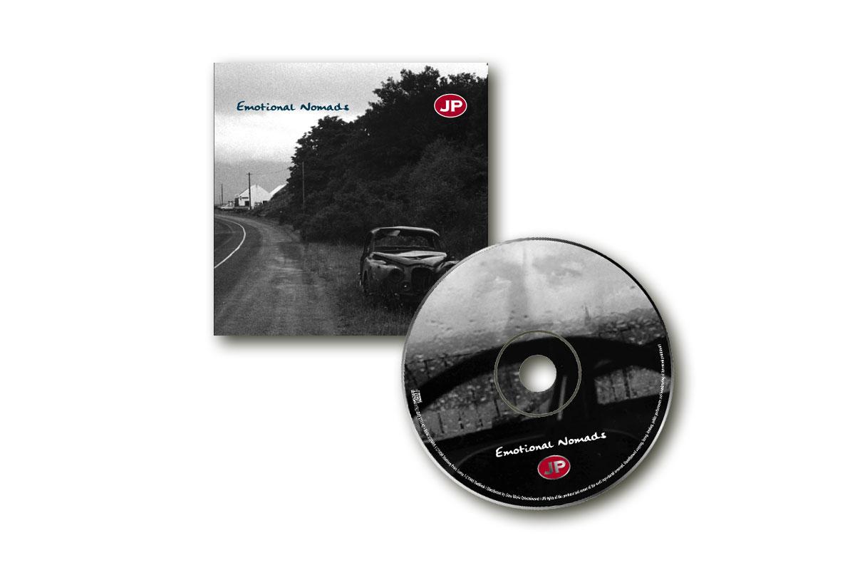 JP CD Cover