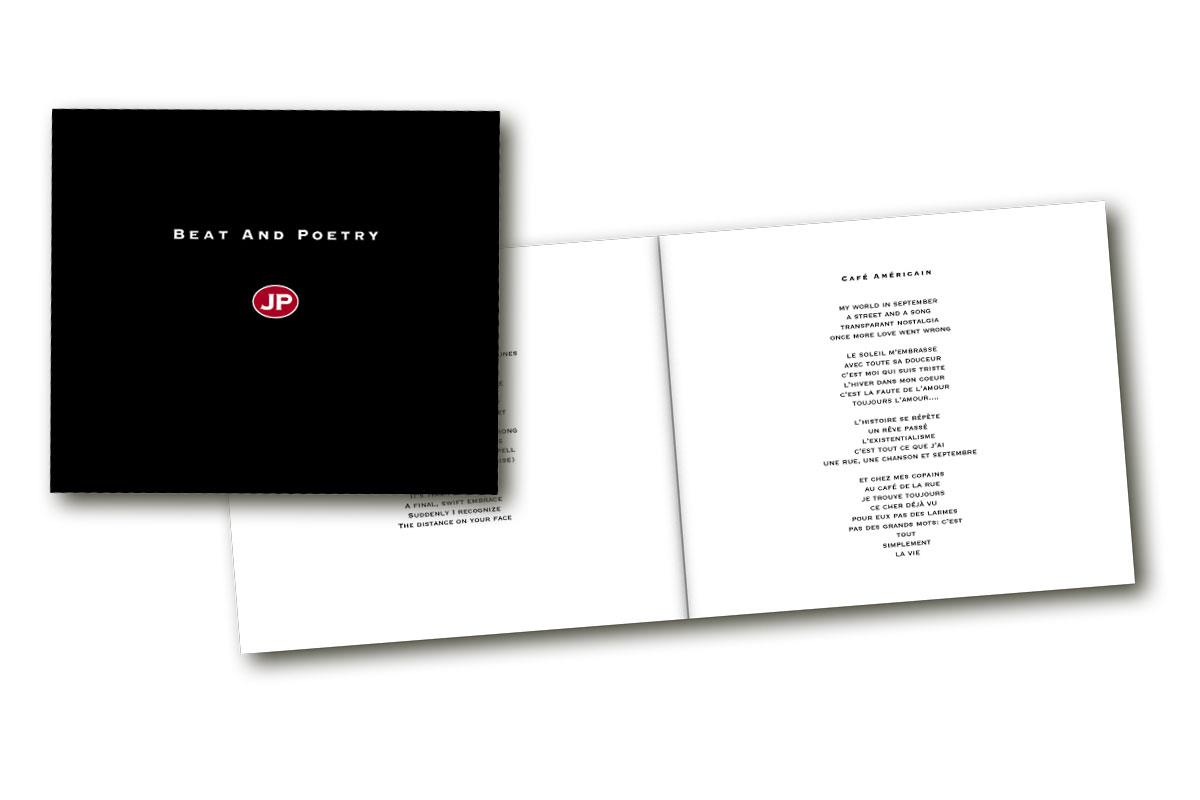 JP CD booklet