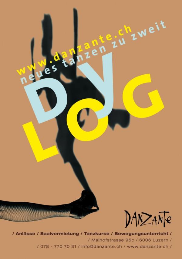 Poster Danzante