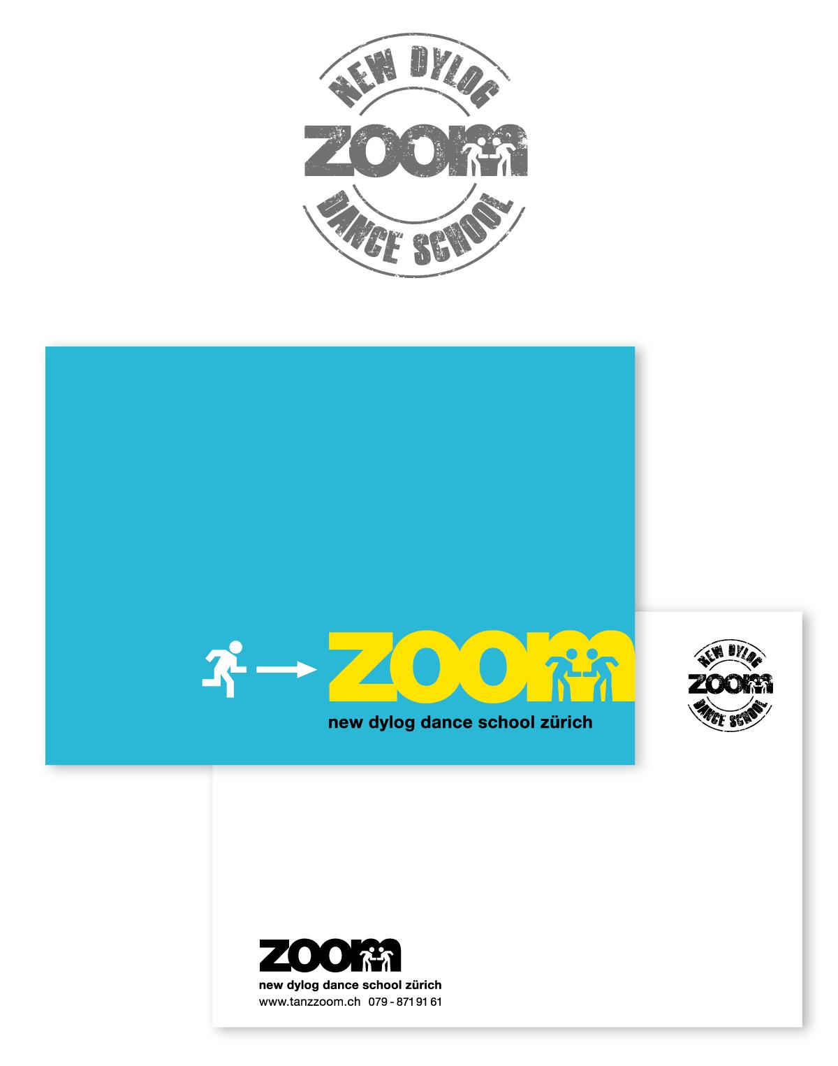 Postkarte Zoom