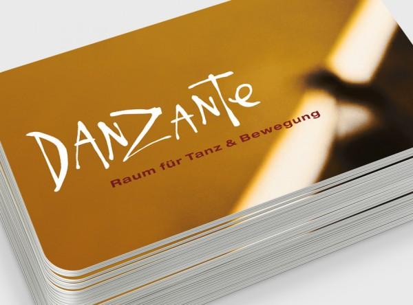 Visitenkarte Danzante