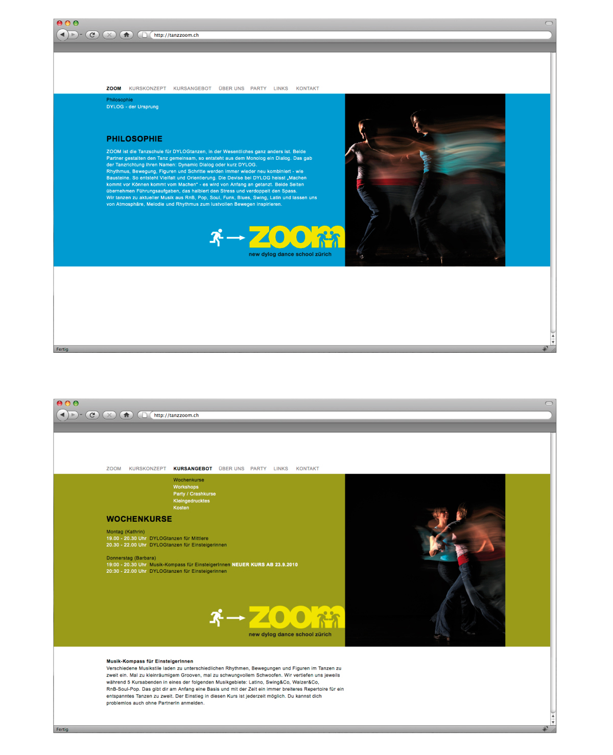 Website Zoom