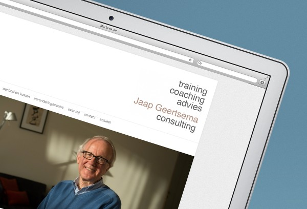 Website Geertsema Consulting